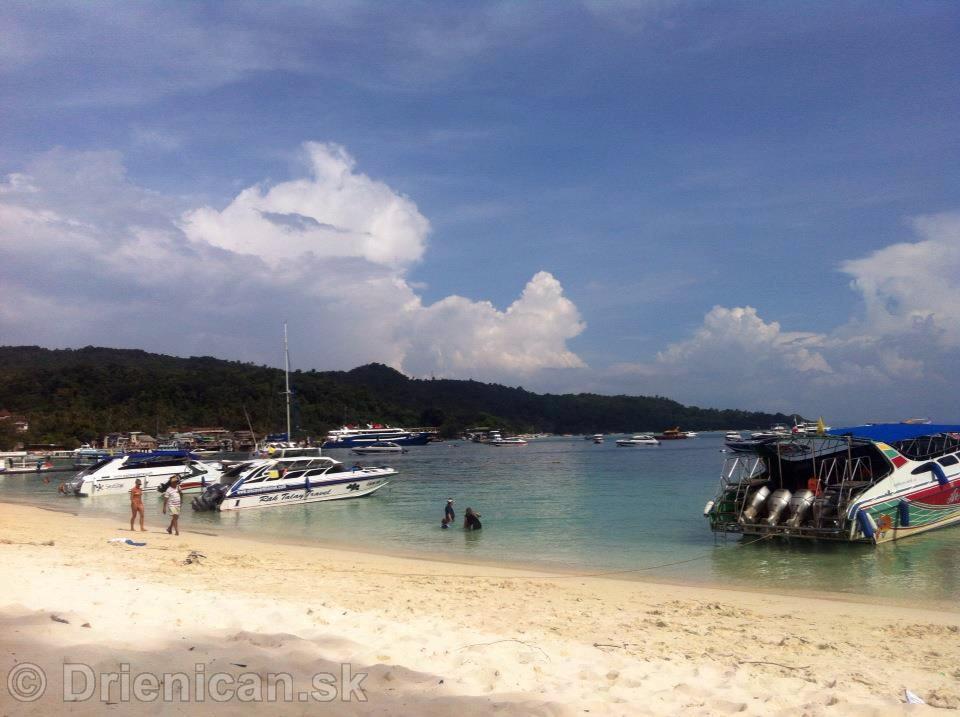 Thajsko Krabi - Ko Phi Phi, Drienican_093