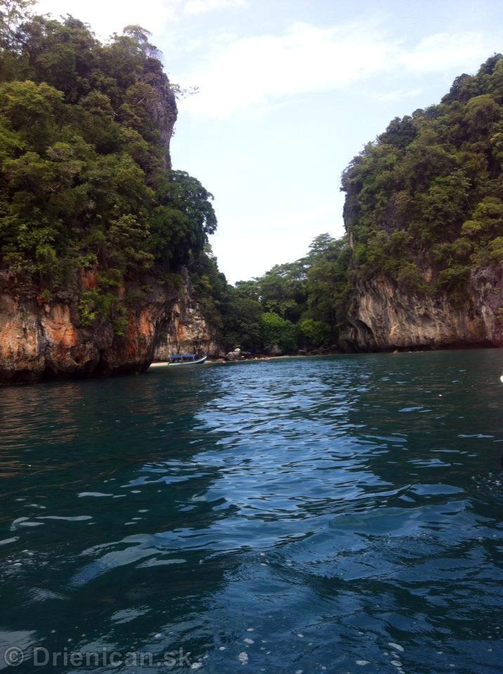 Thajsko Krabi - Ko Phi Phi, Drienican_099