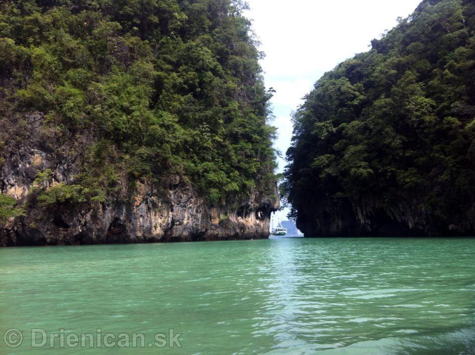 Thajsko Krabi - Ko Phi Phi, Drienican_100