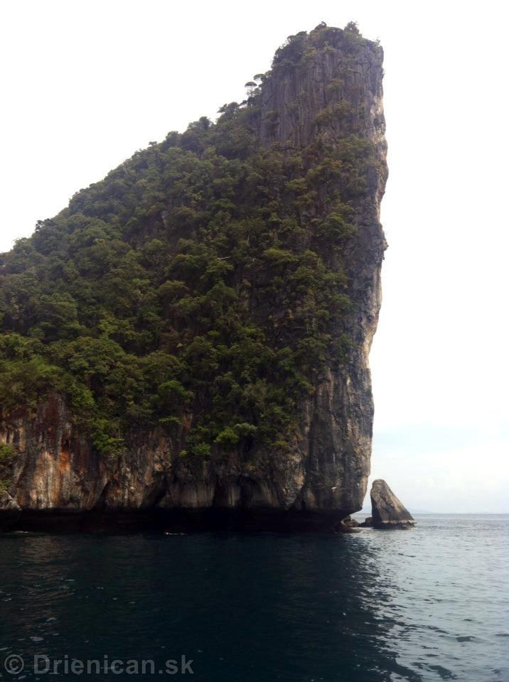 Thajsko Krabi - Ko Phi Phi, Drienican_106