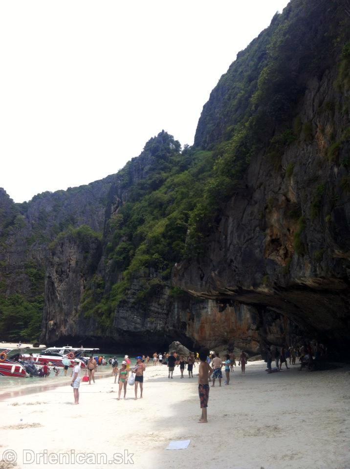 Thajsko Krabi - Ko Phi Phi, Drienican_110