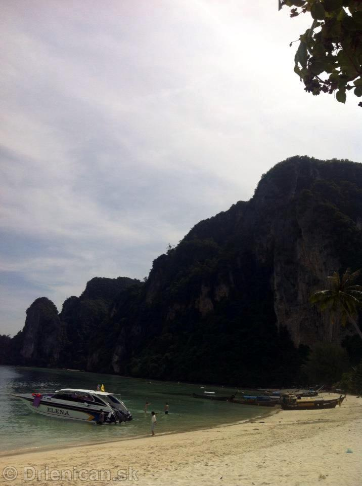 Thajsko Krabi - Ko Phi Phi, Drienican_116