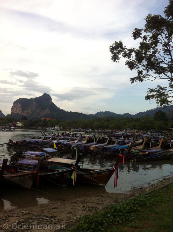 Thajsko Krabi - Ko Phi Phi, Drienican_118