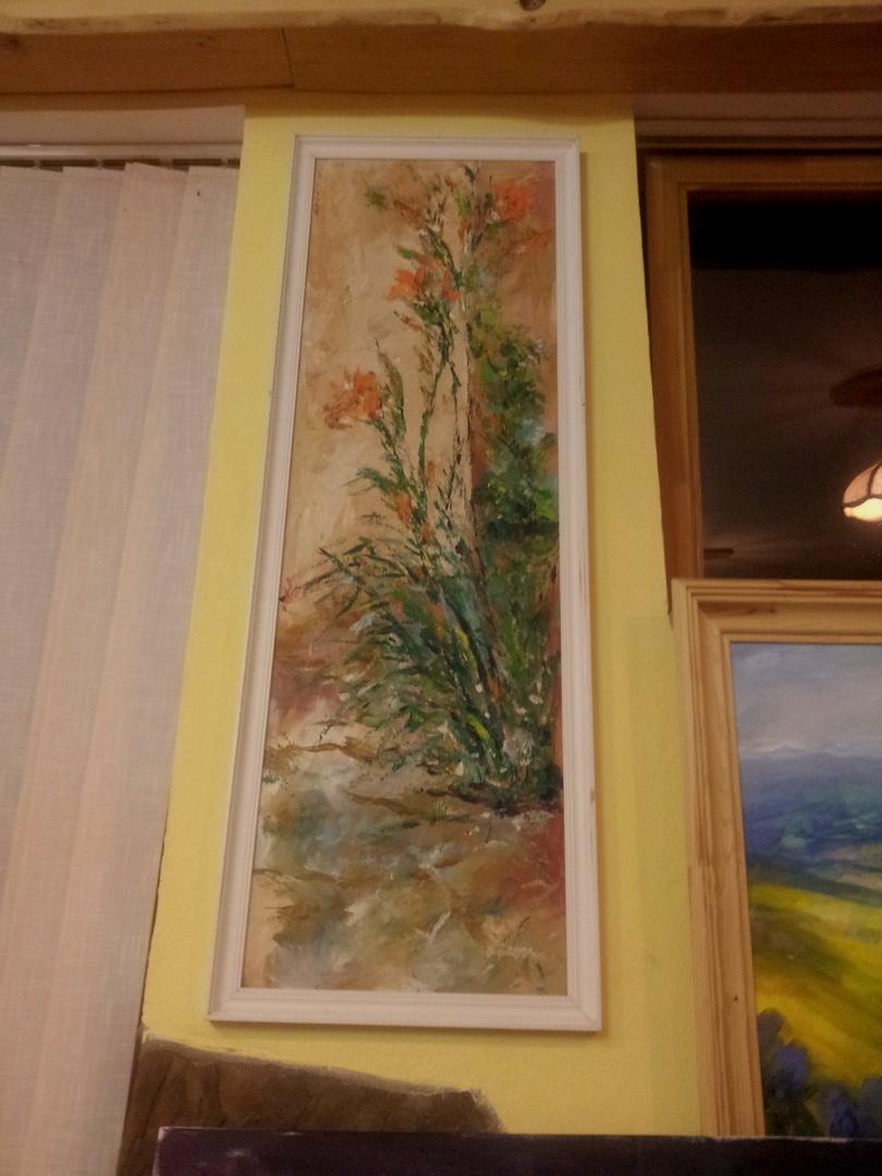 Plen malovanie vo volnej prirode marec 2013 Drienica_08