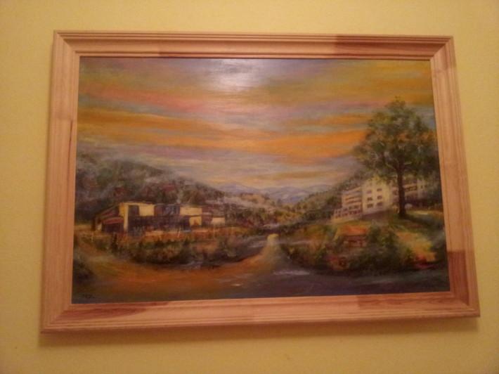 Plen malovanie vo volnej prirode marec 2013 Drienica_17