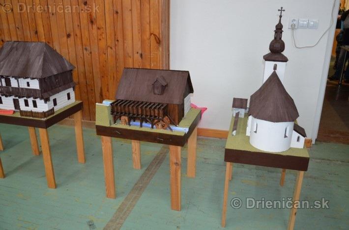 ABC stavebnictva Presov,miniatury kostolov,hradov a ludovej architektury_01
