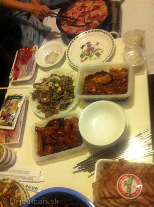 Korejske Menu, alebo pozreli sme sa do taniera_11