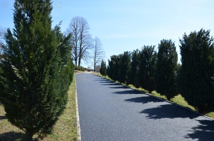asfaltovanie cesty na cintorin drienica_01