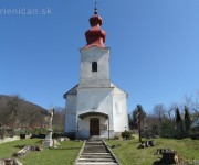 Gréckokatolícky Chrám Narodenia Presvätej Bohorodičky Drienica