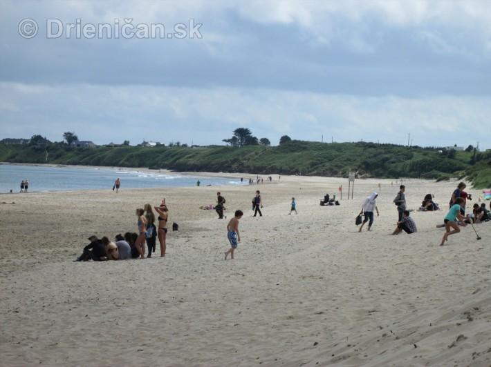 Päť kilometrová pláž poteší všetkých rovnako...