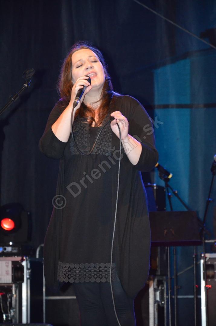 Katka Koščová, Dni Sabinova 2013