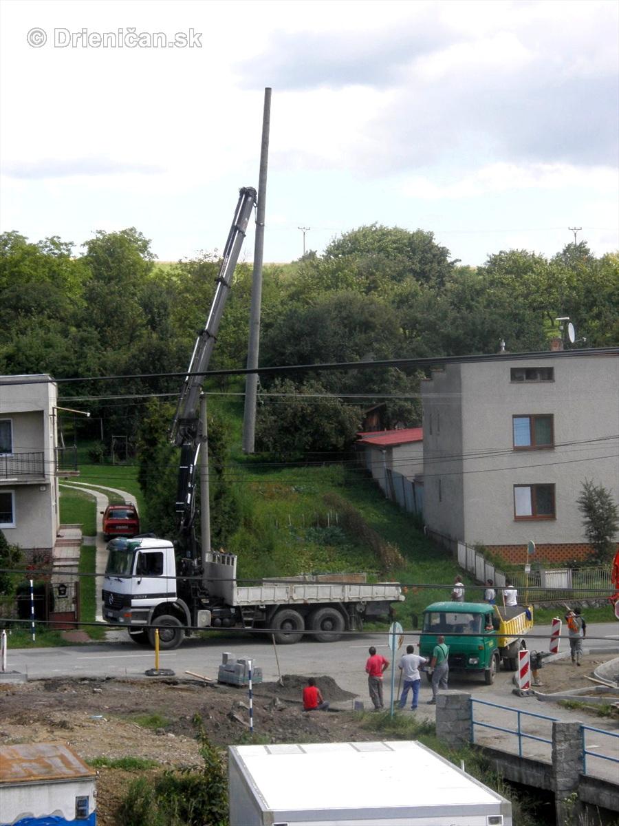 Elektrikári na Drienici
