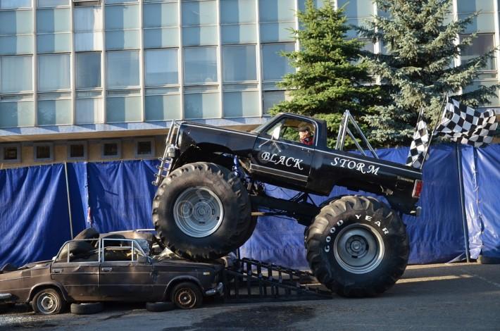 Monster Truck Show Sabinov_31