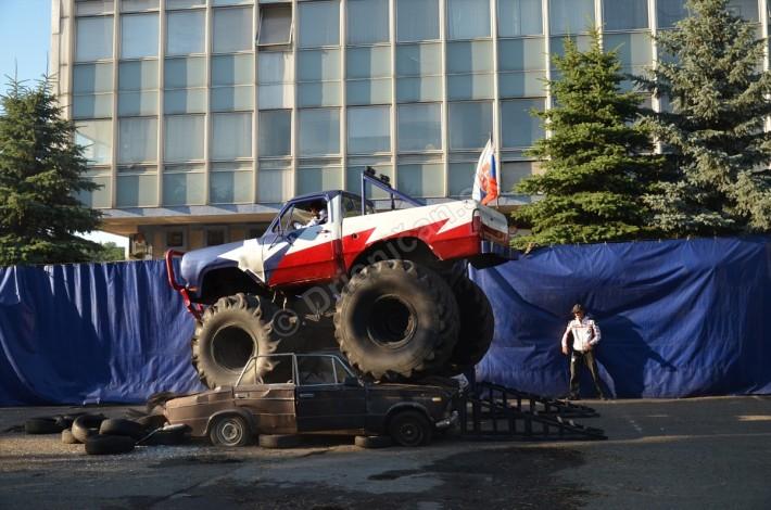 Monster Truck Show Sabinov_32