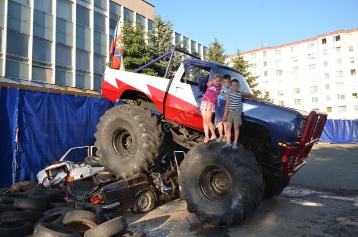 Monster Truck Show Sabinov_36