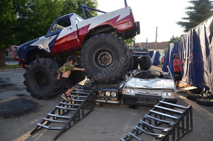 Monster Truck Show Sabinov_38