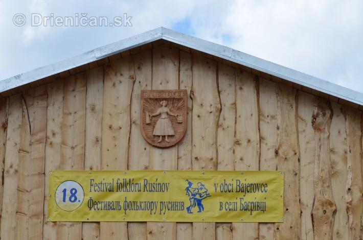 Festival folkloru Rusinov v obci Bajerovce_04