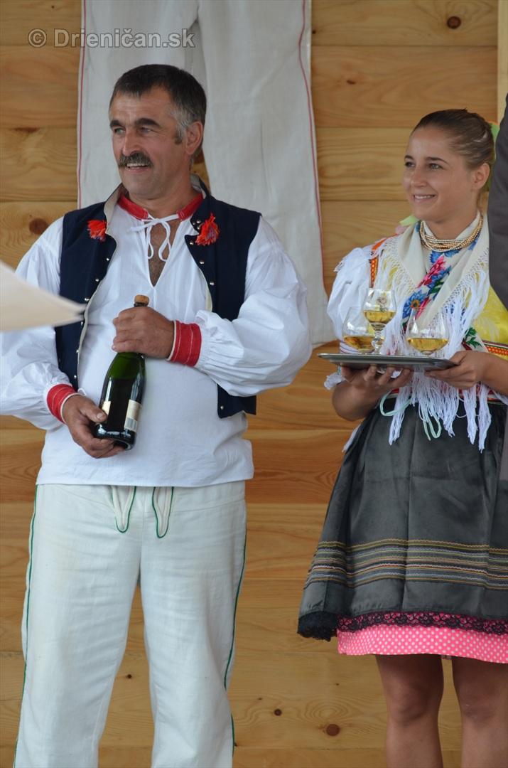 Festival folkloru Rusinov v obci Bajerovce_12