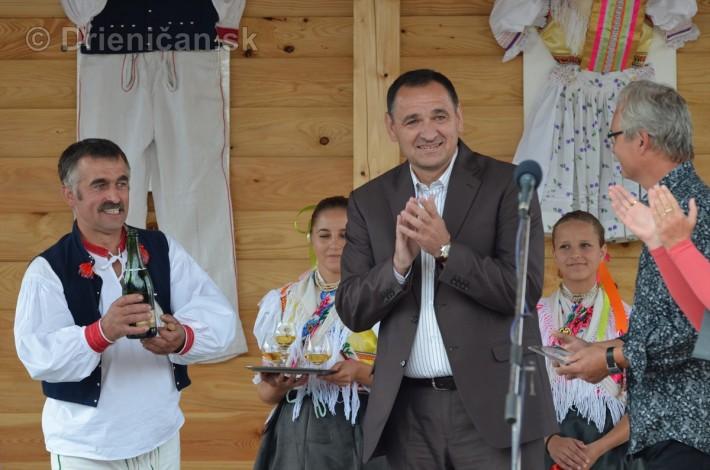 Festival folkloru Rusinov v obci Bajerovce_16