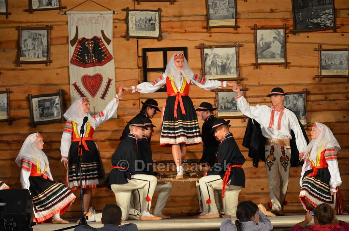 Hornotoryský folklórny festival, HTFF 2013