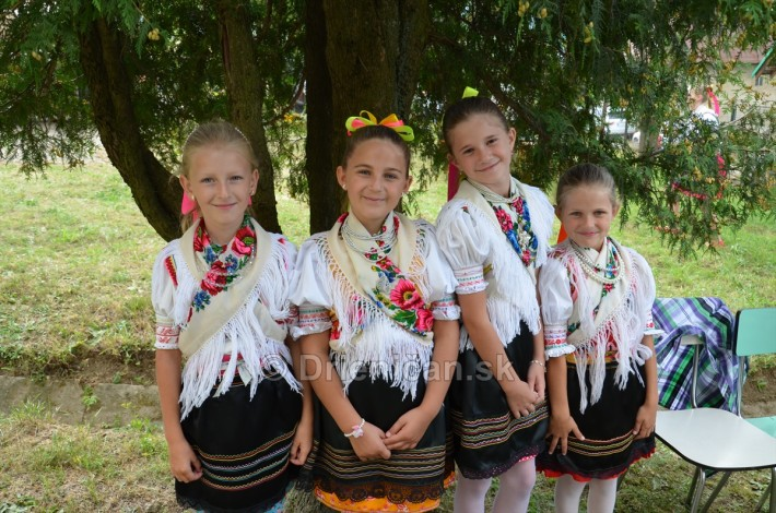 Festival folkloru Rusinov v obci Bajerovce_21