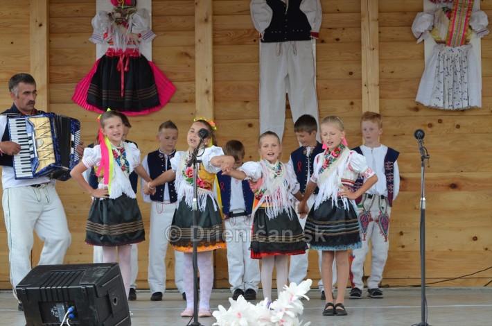 Festival folkloru Rusinov v obci Bajerovce_22