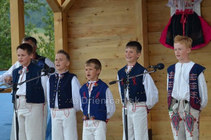 Festival folkloru Rusinov v obci Bajerovce_23