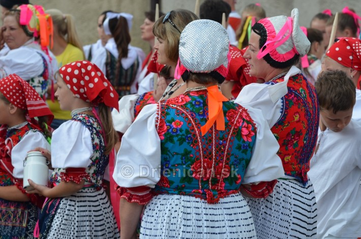 Festival folkloru Rusinov v obci Bajerovce_24