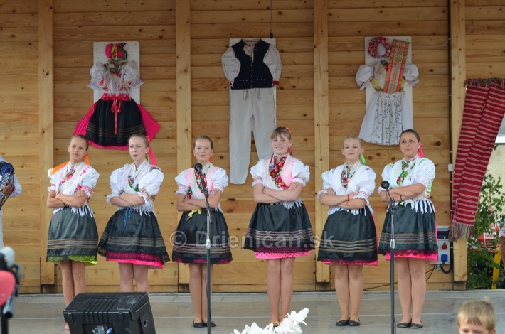 Festival folkloru Rusinov v obci Bajerovce_25