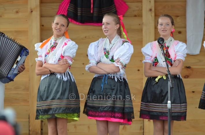 Festival folkloru Rusinov v obci Bajerovce_26