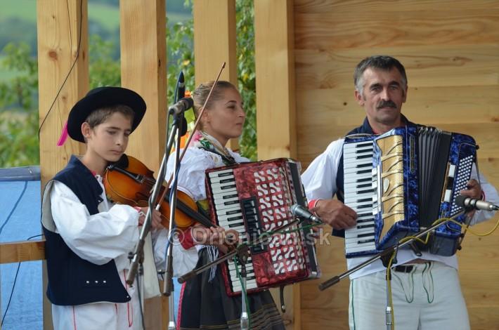 Festival folkloru Rusinov v obci Bajerovce_27