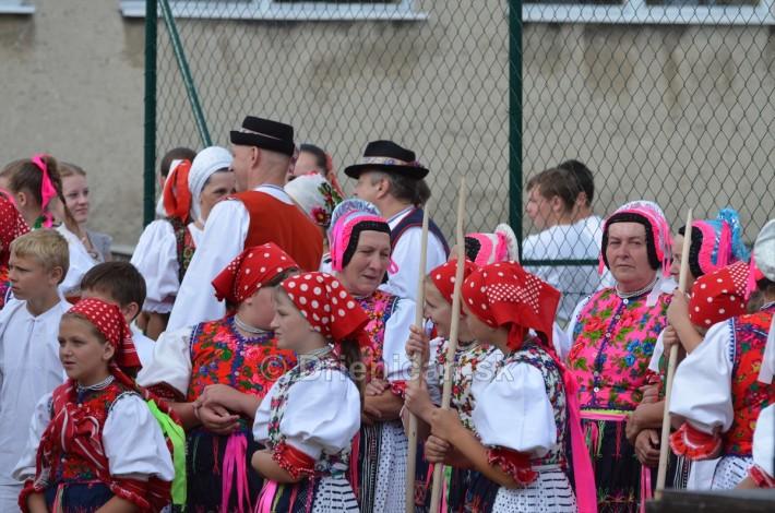 Festival folkloru Rusinov v obci Bajerovce_28