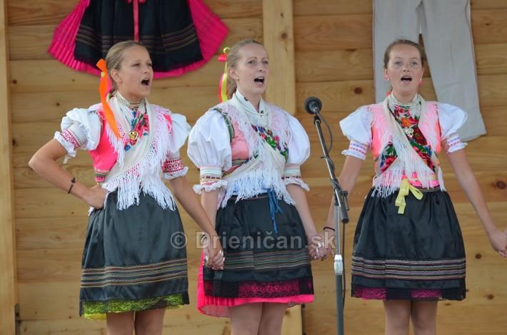 Festival folkloru Rusinov v obci Bajerovce_29