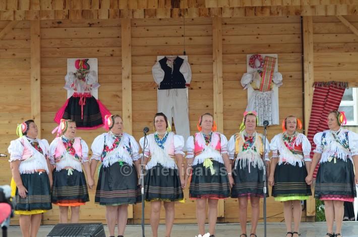 Festival folkloru Rusinov v obci Bajerovce_30