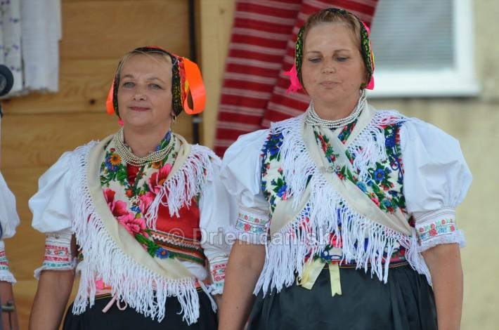 Festival folkloru Rusinov v obci Bajerovce_31