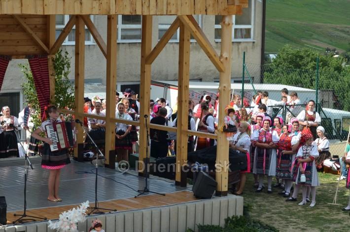 Festival folkloru Rusinov v obci Bajerovce_33