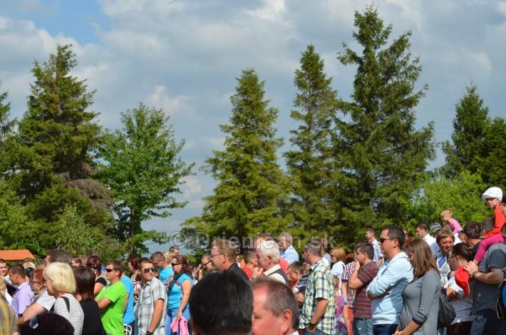 Festival folkloru Rusinov v obci Bajerovce_34