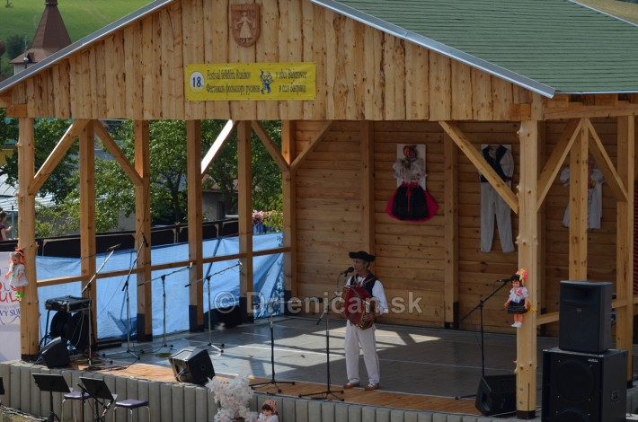 Festival folkloru Rusinov v obci Bajerovce_35