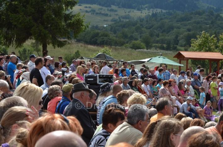Festival folkloru Rusinov v obci Bajerovce_36