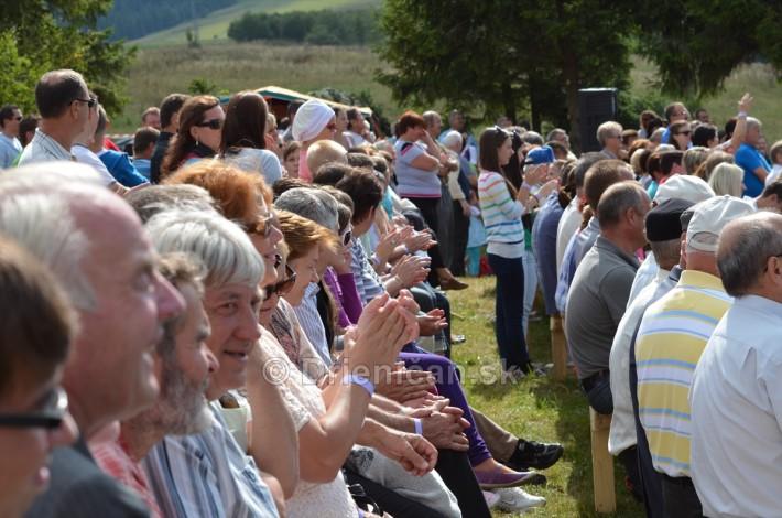 Festival folkloru Rusinov v obci Bajerovce_37