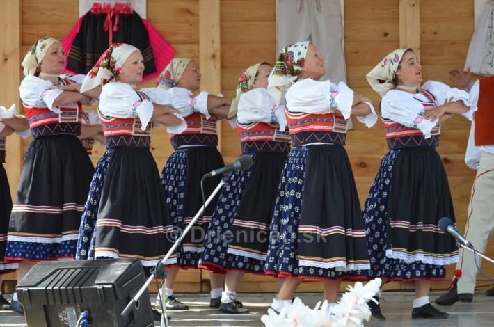 Festival folkloru Rusinov v obci Bajerovce_40