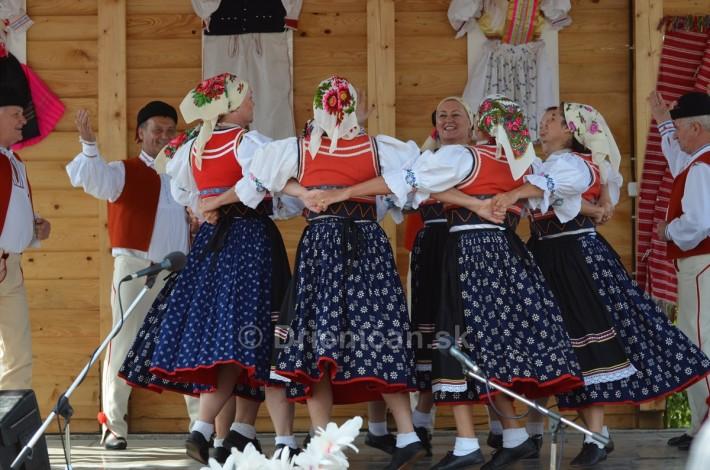 Festival folkloru Rusinov v obci Bajerovce_41