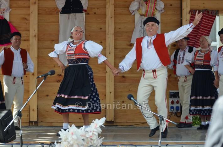 Festival folkloru Rusinov v obci Bajerovce_42