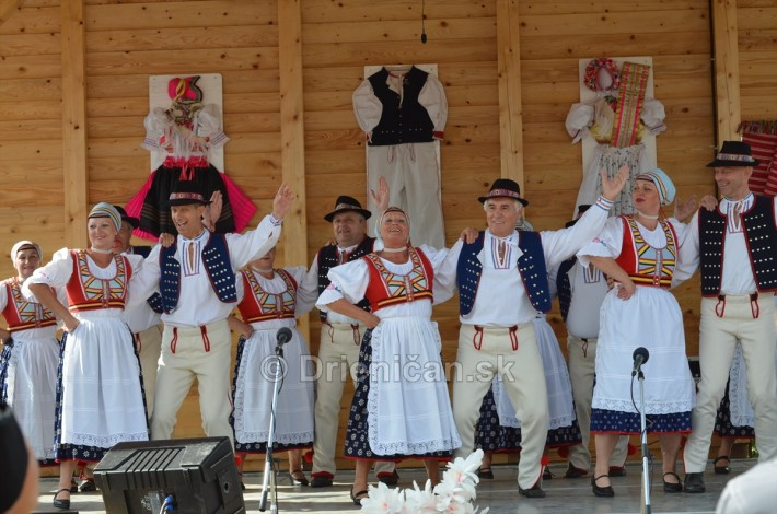 Festival folkloru Rusinov v obci Bajerovce_43