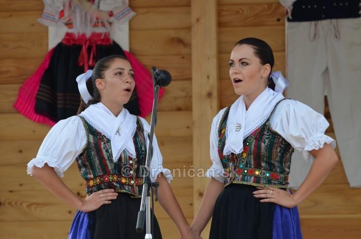 Festival folkloru Rusinov v obci Bajerovce_44