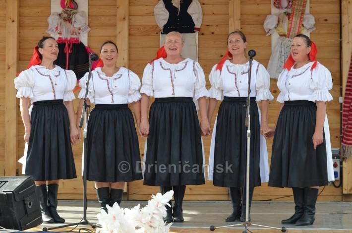 Festival folkloru Rusinov v obci Bajerovce_45