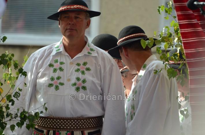 Festival folkloru Rusinov v obci Bajerovce_47