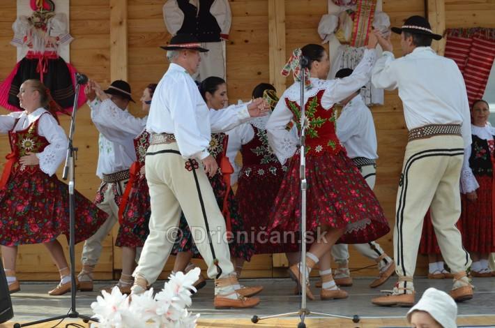 Festival folkloru Rusinov v obci Bajerovce_48