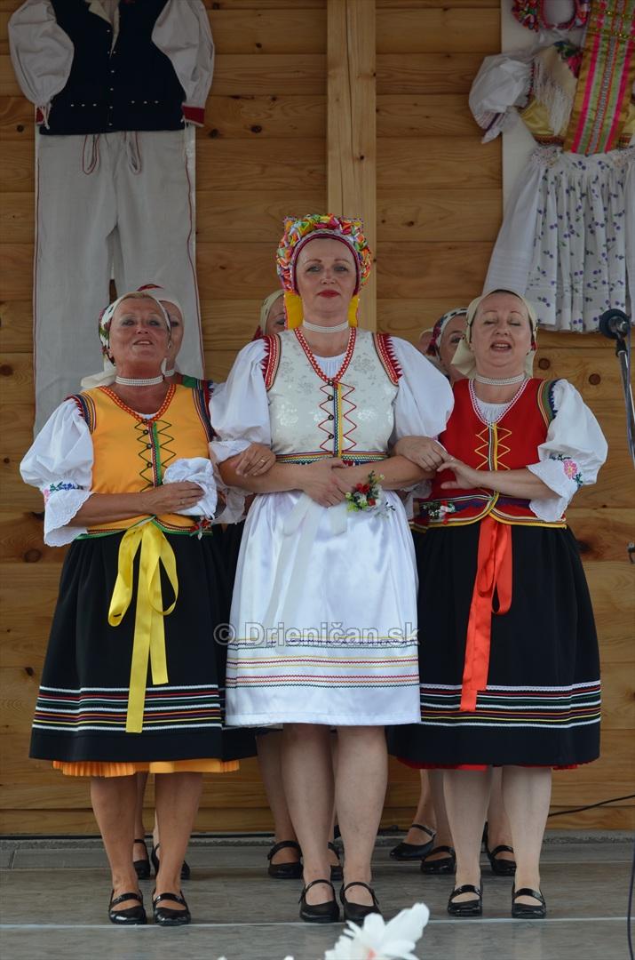 Festival folkloru Rusinov v obci Bajerovce_50