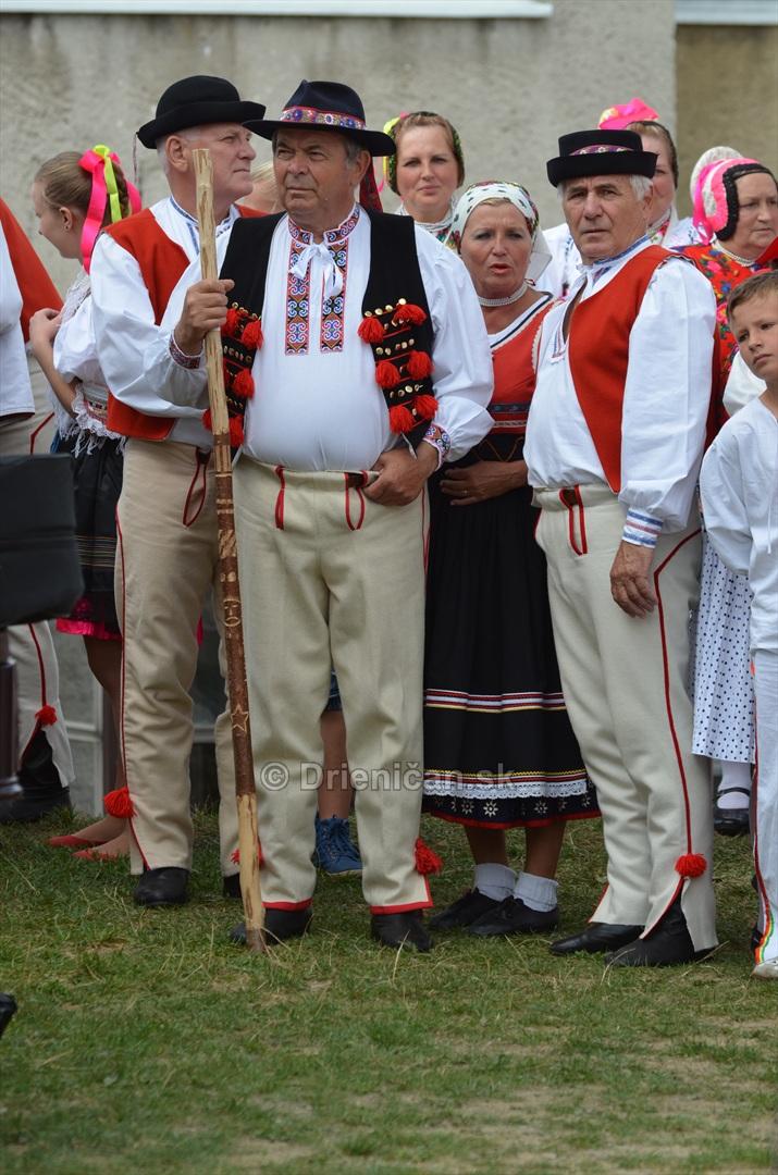 Festival folkloru Rusinov v obci Bajerovce_51